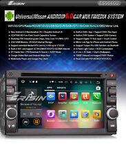 AUTORADIO 2 DIN GPS ERISIN UNIVERSALE ANDROID 6 WIFI 3G 8CORE 2GB RAM NO DOGANA