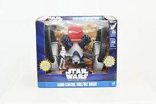 Hasbro Star Wars The Clone Wars Radio Control Hailfire Droid with Clone Trooper