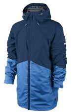 NWT NIKE KAMPAI SNOWBOARD JACKET 543694 402 BRAVE BLUE/DISTANCE BLUE 2XL ANB