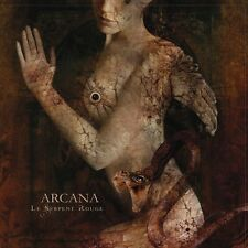 Arcana - Le Serpent Rouge [New CD]