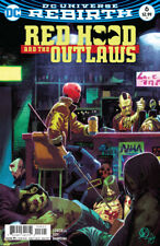 Red Hood And The Outlaws #6 (NM)`17 Lobdell/ Soy (Cover B)
