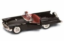 Ford Thunderbird 1957 Black 1:18 Model LUCKY DIE CAST