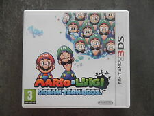 Jeu nintendo 3DS : MARIO & LUIGI - dream team bros - complet