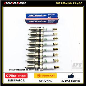 Spark Plug 8 Pack for Lexus LS400 UCF10 4.0L 8 CYL 1UZFE 4/1990-6/2005 41602