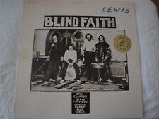 BLIND FAITH VINYL LP ALBUM 1969 ATCO RECORDS CLAPTON, WINWOOD, BAKER, GRECH EX