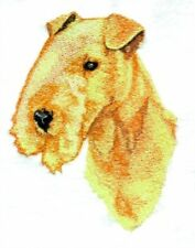 Embroidered Sweatshirt - Lakeland Terrier Bt3983 Sizes S - Xxl