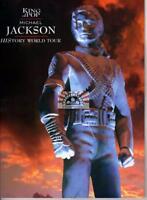 CPH3015w Michael Jackson History World Tour 1996 Japanese Book Concert Program
