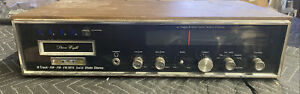 Electrphonic 8 Track Player Solid State Stereo