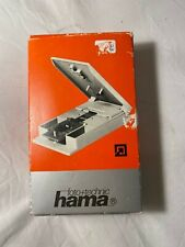 Hama cinepress Automat super 8 single 8 vintage splicer