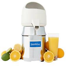 New Sunkist J1 Commercial Citrus Juicer J 1