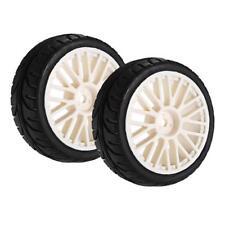 1 paio di pneumatici e ruote per auto 1:10 rc hpi hsp hobao selvaggio xs tm