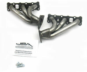 JBA SHORTY HEADERS  1410S 2005-19 4.0L   FRONTIER V-6 C.A.R.B.COMPLIANT
