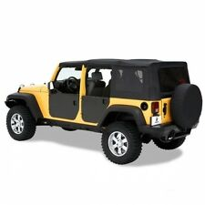 Jeep Wrangler JK Unlimited Fairing Door leaf Set rear Element Half doors