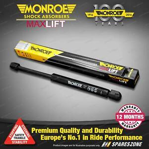 Monroe Max Lift Tailgate Gas Strut for Ssangyong Rexton 2.7 XDi 2.9 TD 3.2 03-06