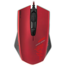 Brand New SL-6393-RD Speedlink LEDOS GAMING MOUSE 500 to 3000dpi, 5 Buttons