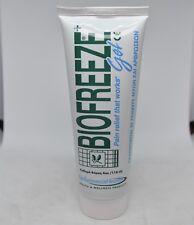 Biofreeze Gel Pain Relief That Works  4 Oz / 118 Ml