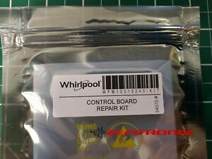 Control Board Repair Kit for WPW10310240 W10310240 W10213583C (9 parts)