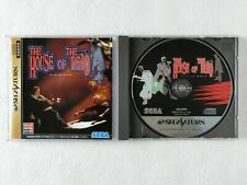 The House of the Dead SS Sega Saturn From Japan