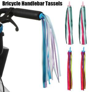Parts Bike Bicycle Decoration Streamers Tassel Tricycle Handlebar Tassels