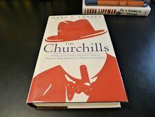 THE CHURCHILLS Mary S. Lovell 2011 Signed 1st/1st HC/DJ Marlborough to Churchill