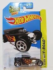 HOT WHEELS 2014 HW OFFROAD - TEST FACILITY NONE SHAKER BLACK