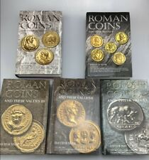 roman coins and their values Complete Five Volume Set