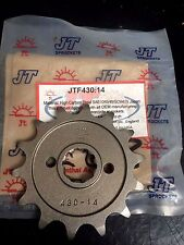 14T JT FRONT SPROCKET FITS YAMAHA RD80 LC 1 GERMANY 1982