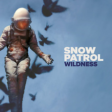 Snow Patrol Wildness CD Coldplay Embrace Travis Stereophonics