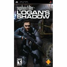 Syphon Filter: Logan's Shadow Sony For PSP UMD 4E