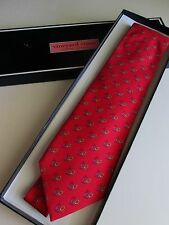Vineyard Vines Custom Collection HAVEN FOR HOPE Neck TIE Silk BOX Help Homeless