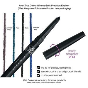 Avon True Colour Precision Eyeliner was Always on Point GlimmerStick Eyeliner