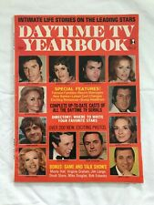 All My Children, The Doctors, Another World - Daytime TV Yearbook Magazine 1971