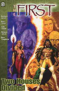 First, The TPB #1 VF/NM; CrossGen | save on shipping - details inside
