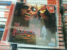 Dreamcast! House Of The Dead 2! In Good Condition! STOCK CLEARANCE BARGAIN PRICE