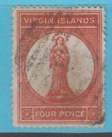 VIRGIN ISLANDS 16 NO FAULTS EXTRA FINE