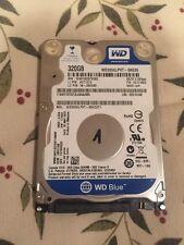 """Western Digital WD Blue WD3200LPVX 320GB 2.5"""" SATA III Laptop Hard Drive"""
