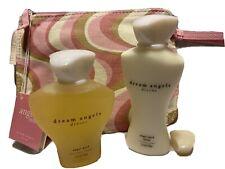 Dream Angels Divine Lotion And Wash Angel Ribbons Bag Victoria Secret 2 oz