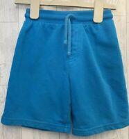 Boys Age 4-5 Years - Blue Shorts