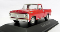 Ford F-100 Pickup 1978 Brazil Rare Diecast Car Truck Scale 1:43 New
