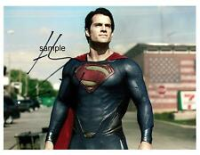 HENRY CAVILL #2 REPRINT 8X10 AUTOGRAPHED SIGNED PHOTO PICTURE SUPERMAN RP