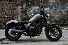 Electric start 375 to 524 cc Capacity Honda Choppers/Cruisers