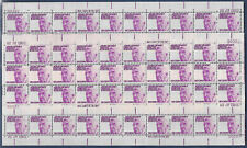 More details for usa-united states 1968 30c postage john dewey 4 x strips 0f 20 scot 1291 mnh