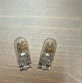 2 x 501 T10 Osram bulb