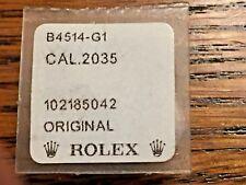 Genuine Rolex 2035-4514 Date Wheel  Factory Sealed Pack