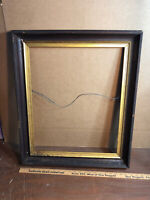 "Vintage Antique Victorian Wooden Picture Frame Fits 17"" by 21"" Painting"