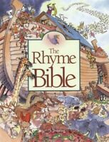 The Rhyme Bible by Sattgast, L. J. Paperback Book The Fast Free Shipping