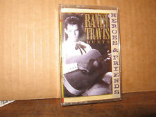 RANDY TRAVIS CASSETTE TAPE DUETS HEROES AND FRIENDS DOLLY PARTON WILLIE NELSON