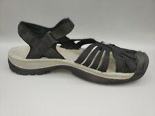 KEEN Women's Rose Sandals Black Size 9.5