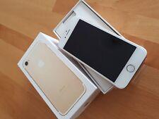 Apple iPhone 7 128gb in oro simlockfrei + icloudfrei + stato di tabulazione!!!
