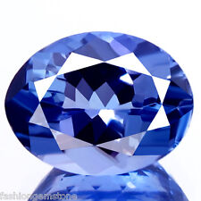 0.92ct WOW FLAWLESS RARE NATURAL D-BLOCK BEST BLUE TANZANITE FROM TANZANIA-IF!